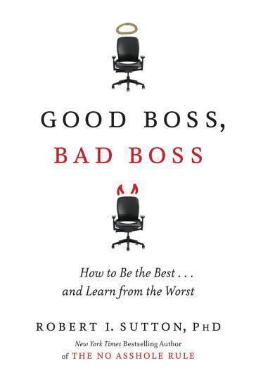 Good Boss  Bad Boss PDF