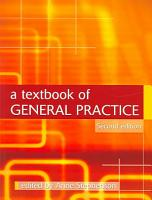 A Textbook of General Practice Second Edition PDF