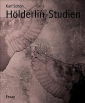 Hölderlin-Studien