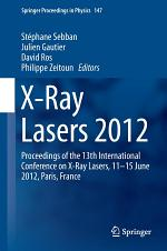 X-Ray Lasers 2012