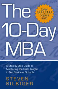 The 10 Day MBA PDF