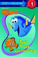 Just Keep Swimming  Disney Pixar Finding Nemo  PDF