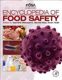 Encyclopedia of Food Safety PDF