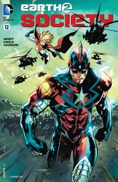 Earth 2: Society (2015-) #12
