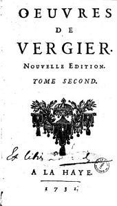 Oeuvres de Vergier. Nouvelle Edition