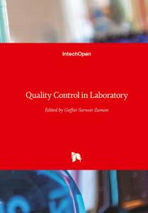 Quality Control in Laboratory