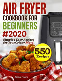 Air Fryer Cookbook for Beginners #2020