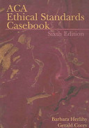 ACA Ethical Standards Casebook Book
