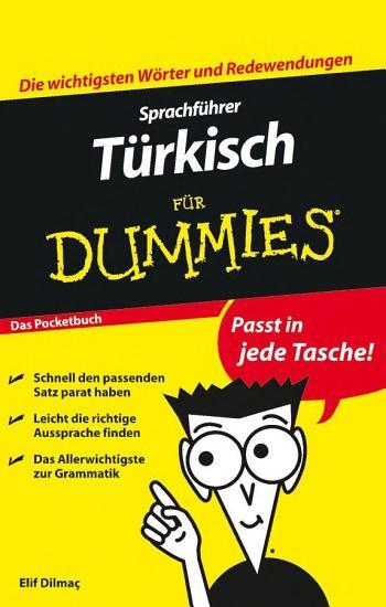 Sprachf  hrer T  rkisch f  r Dummies Das Pocketbuch PDF