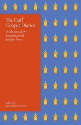 The Duff Cooper Diaries Book PDF