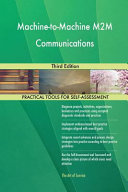 Machine-To-Machine M2m Communications Third Edition