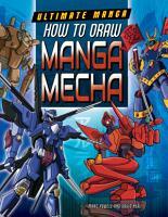 How to Draw Manga Mecha PDF