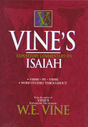 Vine s Expository Commentary on Isaiah Book