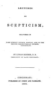 Beecher's Lectures on Scepticism
