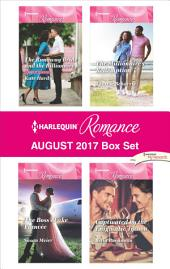 Harlequin Romance August 2017 Box Set: The Runaway Bride and the Billionaire\The Boss's Fake Fiancée\The Millionaire's Redemption\Captivated by the Enigmatic Tycoon