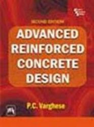 ADVANCED REINFORCED CONCRETE DESIGN PDF
