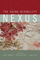 The Aging   Disability Nexus PDF