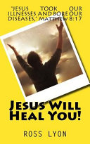 Download Jesus Will Heal You  Book