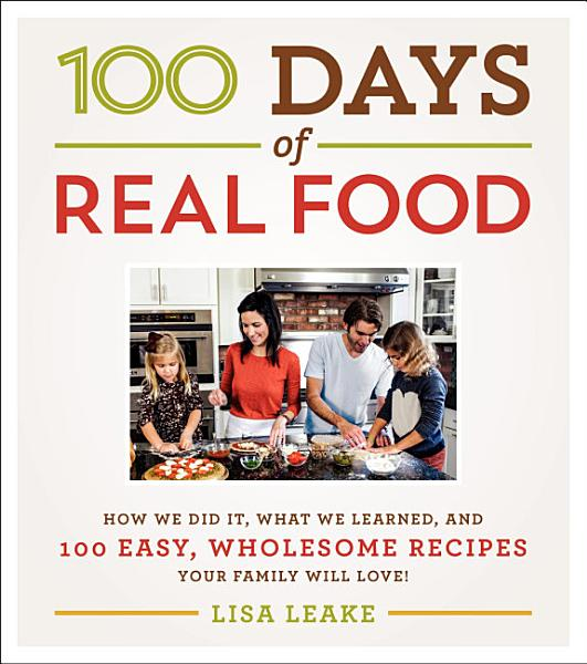 Download 100 Days of Real Food Book