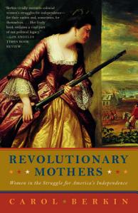 Revolutionary Mothers Book