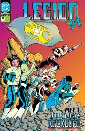 L.E.G.I.O.N. (1989-) #32