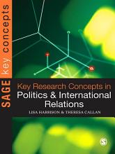 Key Research Concepts in Politics and International Relations PDF