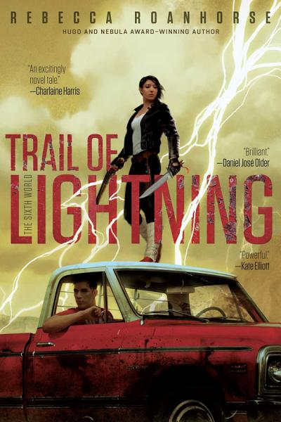 Download Trail of Lightning Book