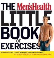 The Men s Health Little Book of Exercises PDF