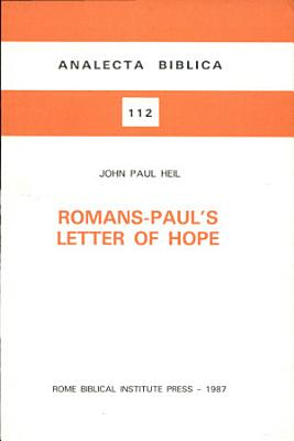 Romans  Paul s Letter of Hope PDF