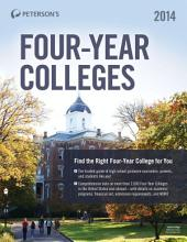 Four-Year Colleges 2014: Edition 44