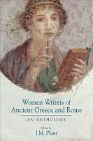 Women Writers of Ancient Greece and Rome PDF