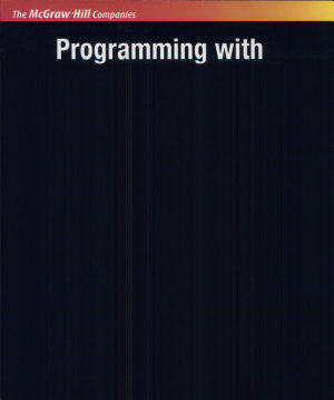 Programming With Java A Primer 3E PDF