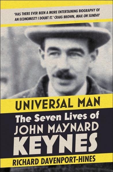 Download Universal Man  The Seven Lives of John Maynard Keynes Book