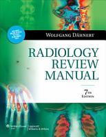 Radiology Review Manual PDF
