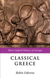 Classical Greece: 500-323 BC