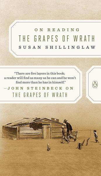 Download On Reading The Grapes of Wrath Book