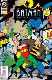 The Batman Adventures (1992-) #4