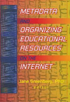Metadata and Organizing Educational Resources on the Internet PDF