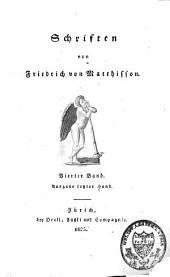 Schriften: Band 4
