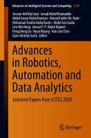 Advances in Robotics  Automation and Data Analytics PDF