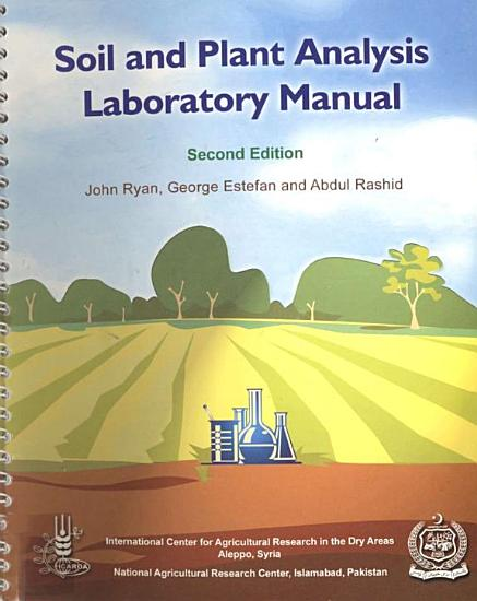 Soil and Plant Analysis Laboratory Manual PDF