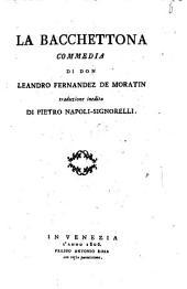 La bacchettona commedia di Don Leandro Fernandez de Moratin traduzione inedita di Pietro Napoli-Signorelli