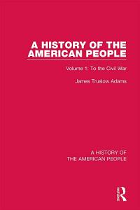 A History of the American People Book