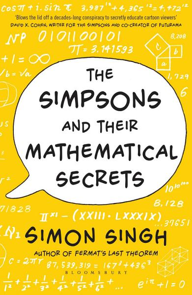 Download The Simpsons and Their Mathematical Secrets Book