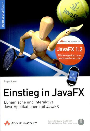 Einstieg in JavaFX PDF