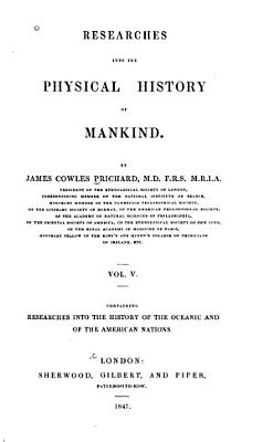 History of the Oceanic and of the American nations  1847 PDF