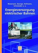Energieversorgung elektrischer Bahnen PDF