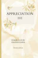 Appreciation 101 PDF