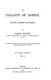 The Tallants of Barton: A Tale of Fortune and Finance ...