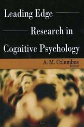 Leading Edge Research In Cognitive Psychology Book PDF